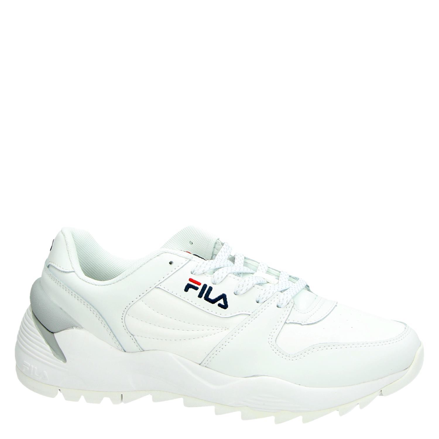 34b6cdd1bed Fila Orbit CMR jogger Low heren lage sneakers wit