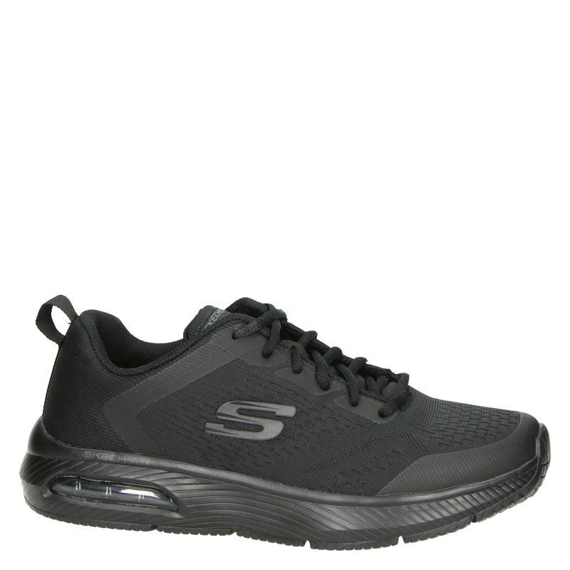 Skechers Skech-Air - Lage sneakers - Zwart