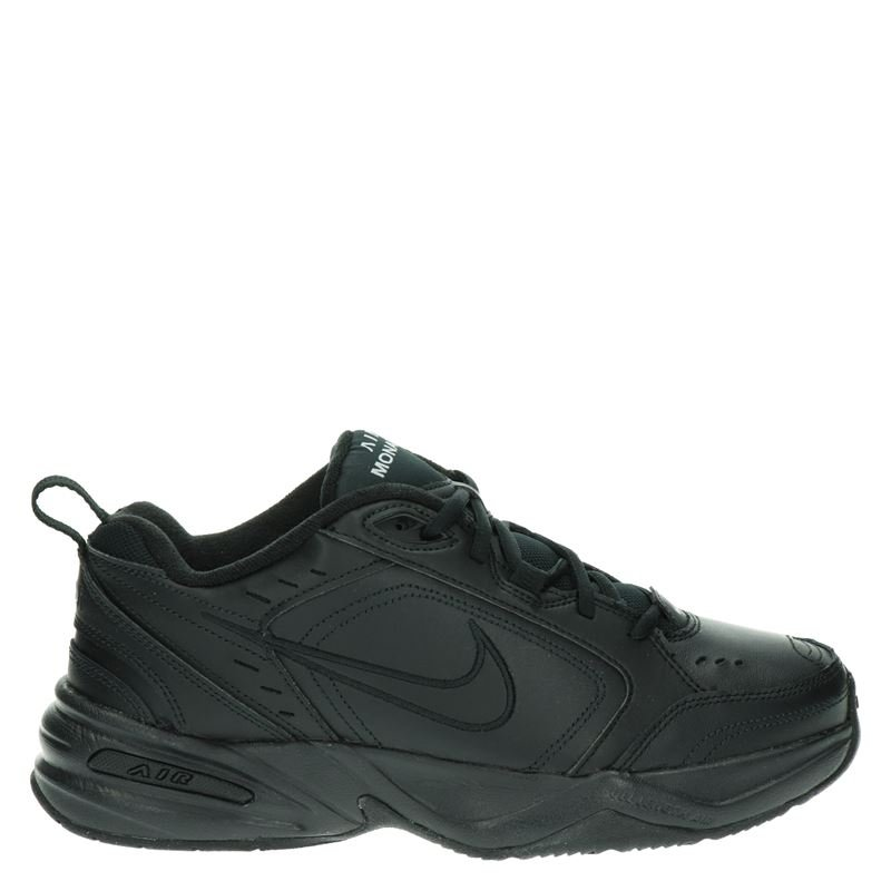 Nike Monarch - Lage sneakers - Zwart
