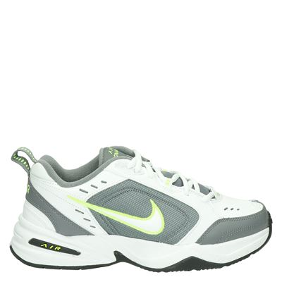 Nike Air Monarch IV - Lage sneakers - Licht grijs