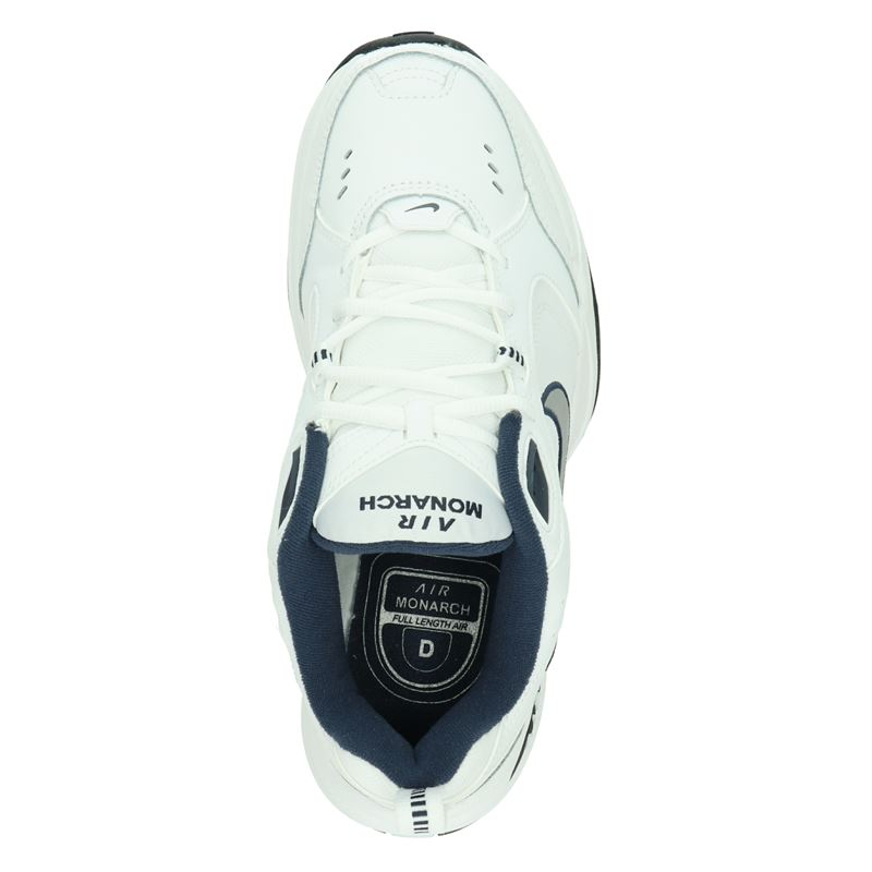 Nike Air Monarch IV - Lage sneakers - Wit