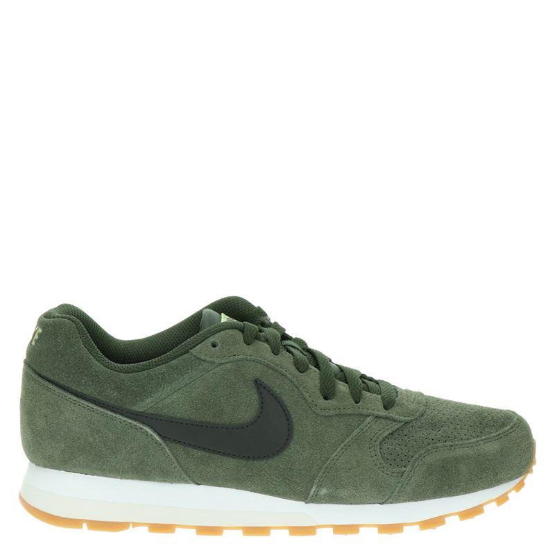 Nike MD Runner 2 - Lage sneakers - Groen