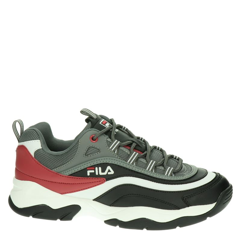 Fila Ray CB Low - Dad Sneakers - Zwart