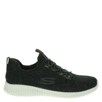 Skechers heren sneakers zwart