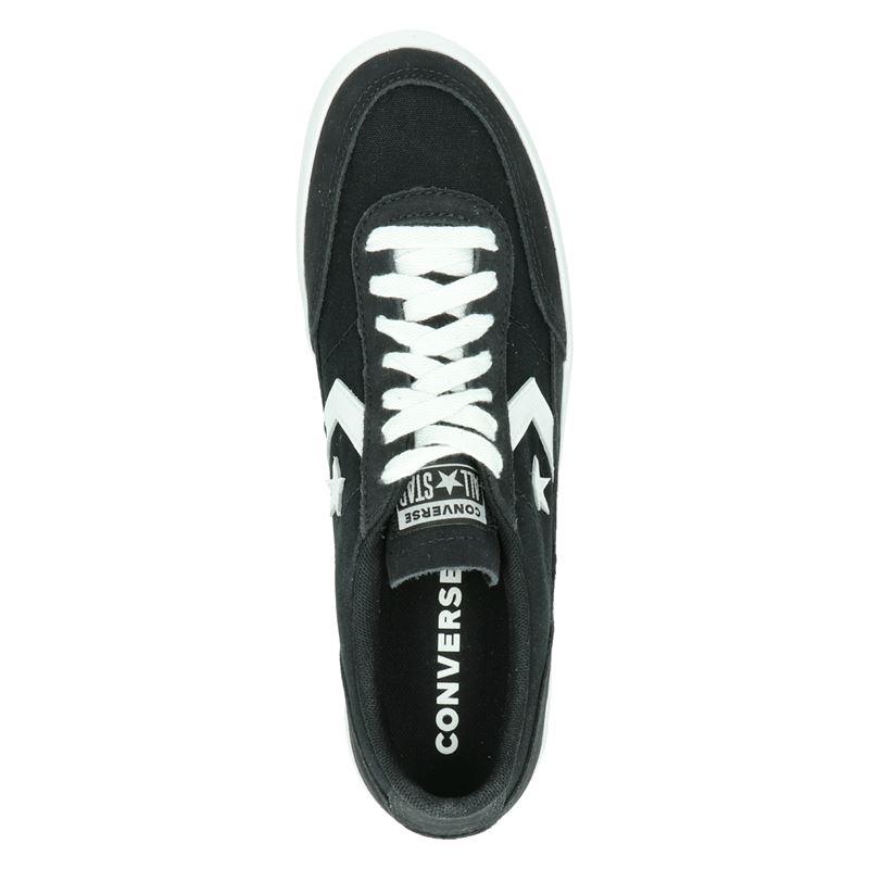 Converse Net Star Classic - Lage sneakers - Zwart