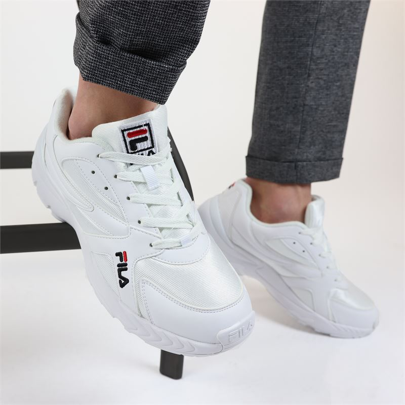Fila Hyperwalker Low - Lage sneakers - Wit
