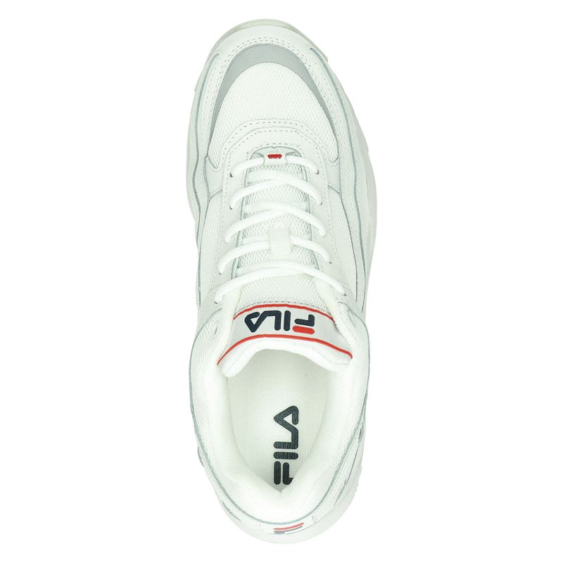 Fila Refined 2.0 Low - Dad Sneakers - Wit