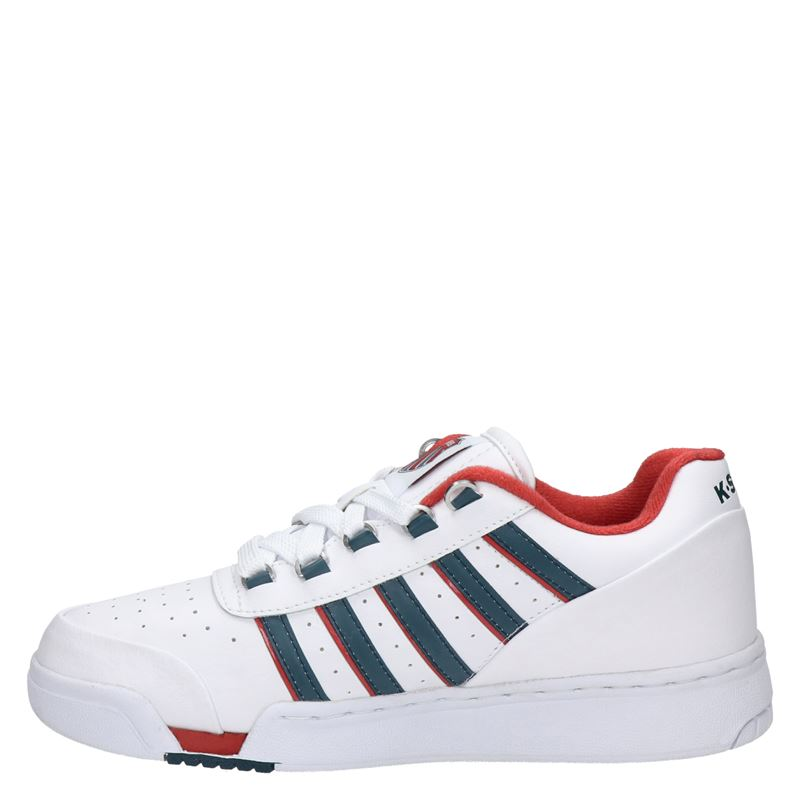 K-Swiss Gstaad '86 - Lage sneakers - Wit