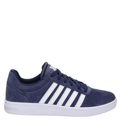 K-Swiss Court Cheswick - Lage sneakers - Blauw