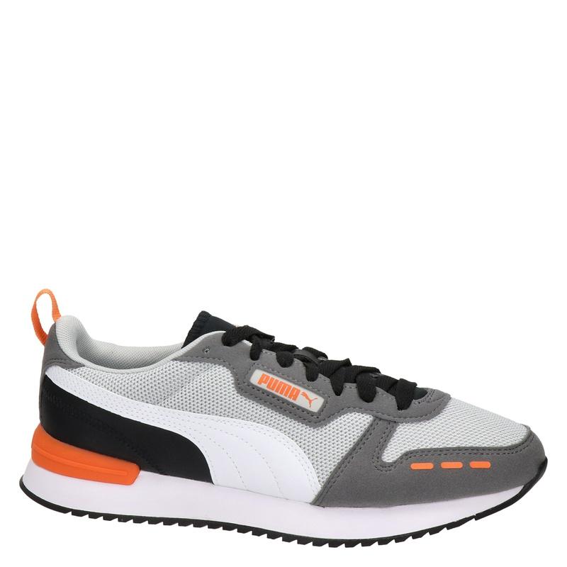 Puma R78 - Lage sneakers - Grijs