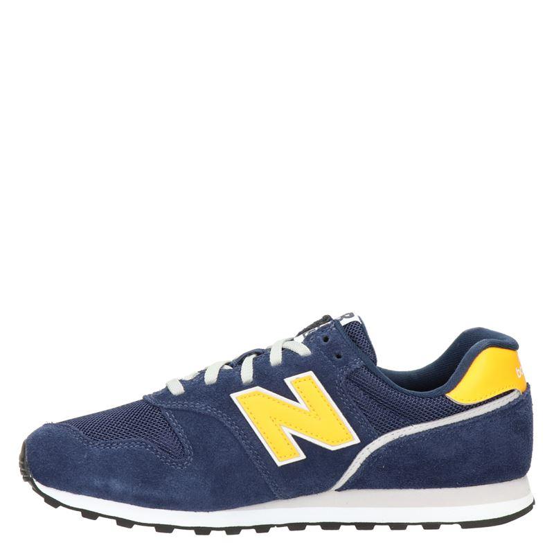 New Balance - Lage sneakers - Blauw