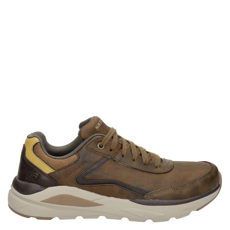 Skechers Streetwear - Lage sneakers - Bruin