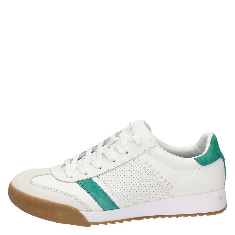 Skechers Zinger - Lage sneakers - Wit