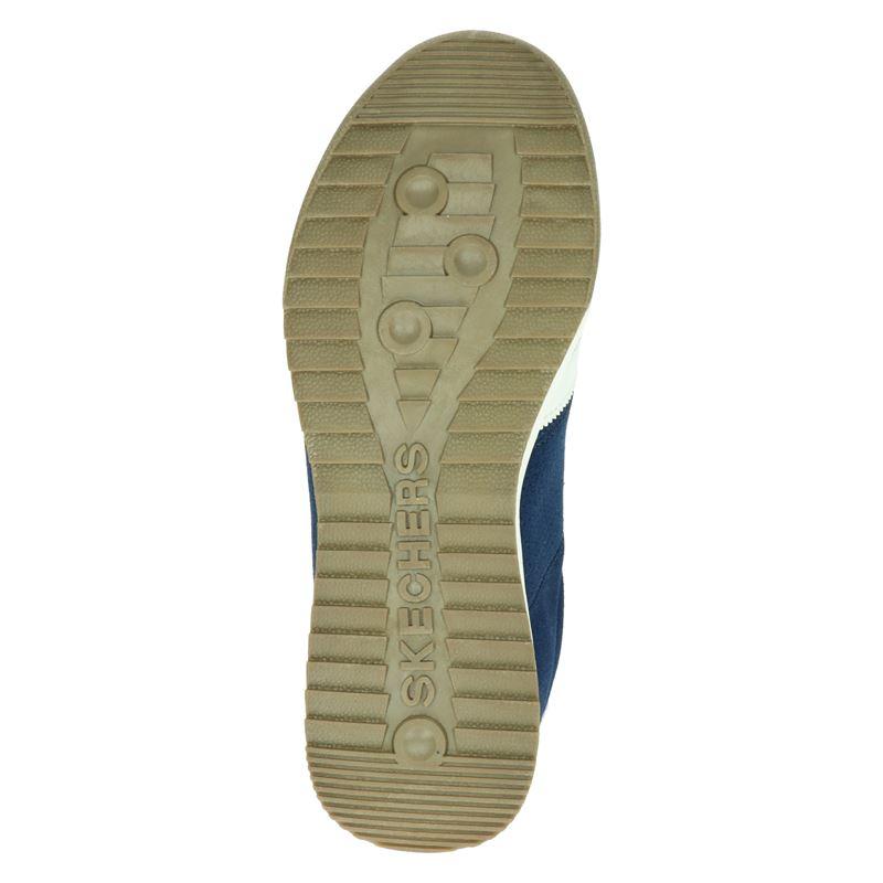 Skechers Zinger - Lage sneakers - Blauw
