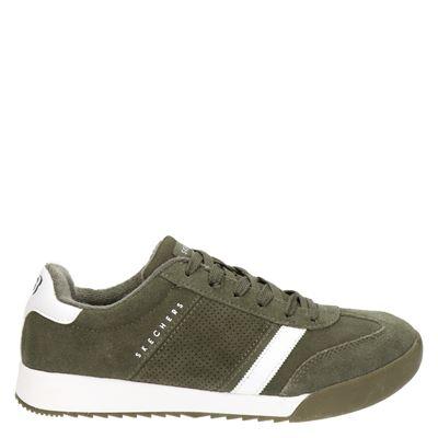 Skechers Zinger - Lage sneakers - Groen