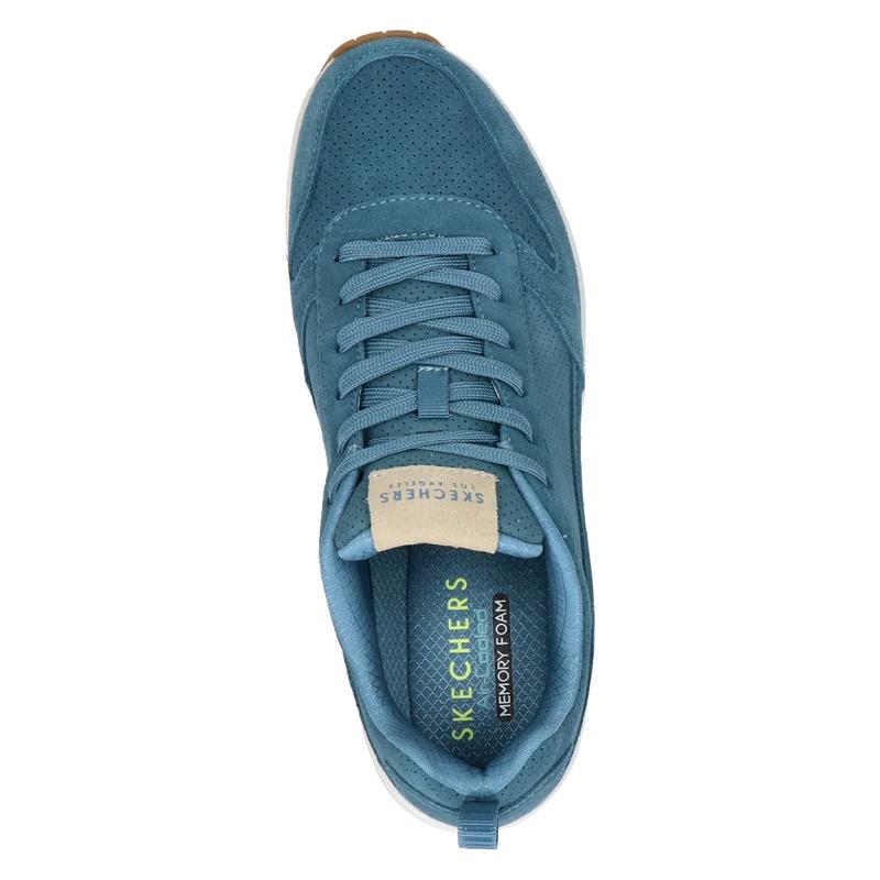 Skechers Street Los Angeles - Lage sneakers - Blauw