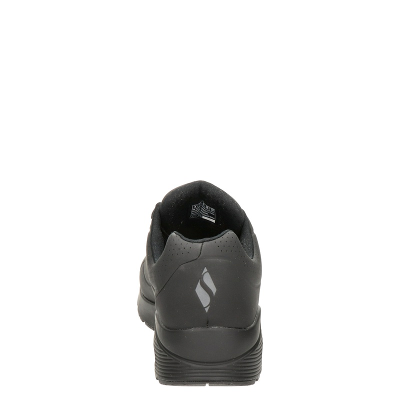 Skechers Street Stand On Air - Lage sneakers - Zwart