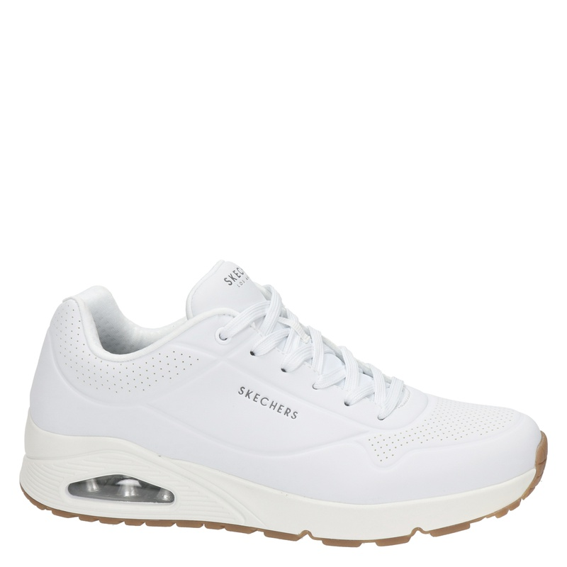 Skechers Street Stand On Air - Lage sneakers - Wit