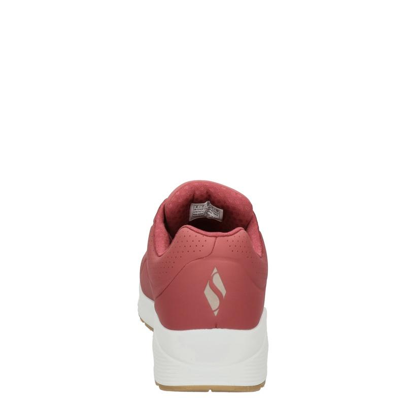 Skechers Street Stand On Air - Lage sneakers - Rood