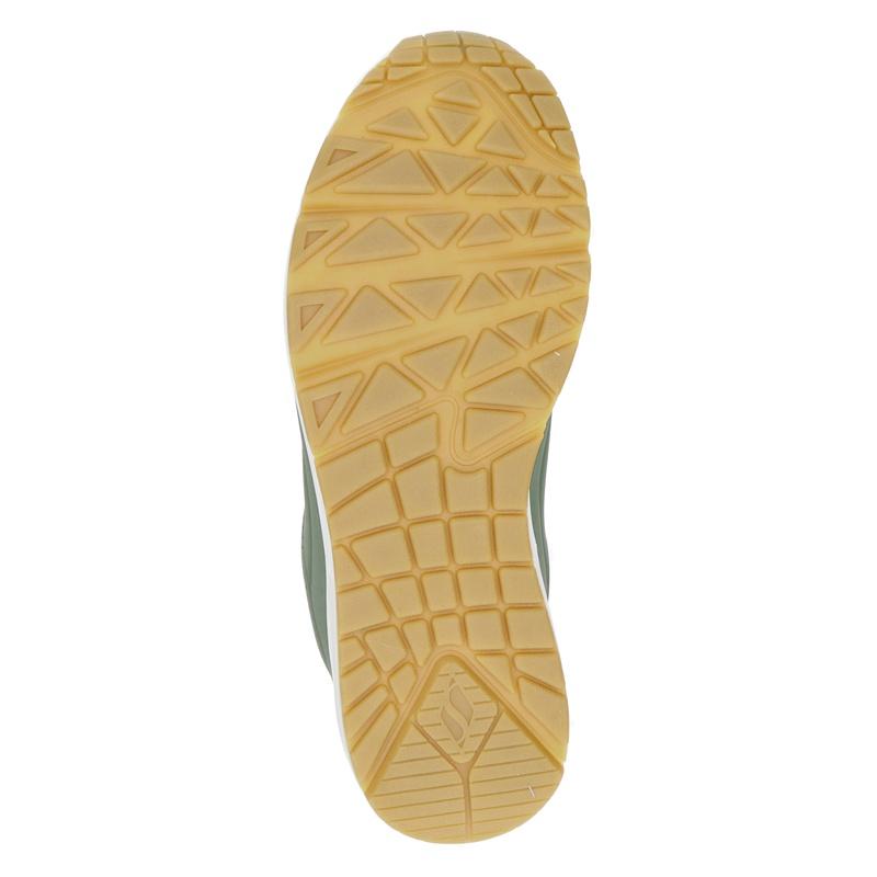 Skechers Street Stand On Air - Lage sneakers - Groen