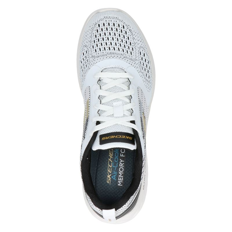 Skechers Bounder Verkona - Lage sneakers - Wit