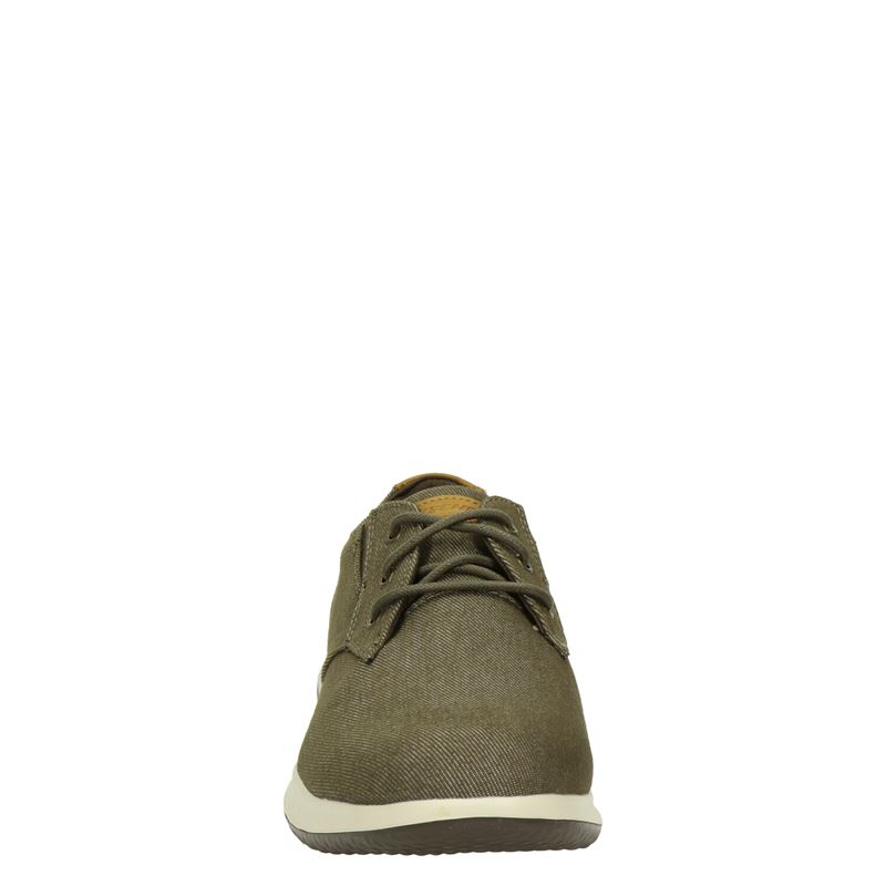 Skechers Classic Fit - Lage sneakers - Bruin