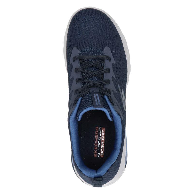 Skechers Go Walk Air - Lage sneakers - Blauw