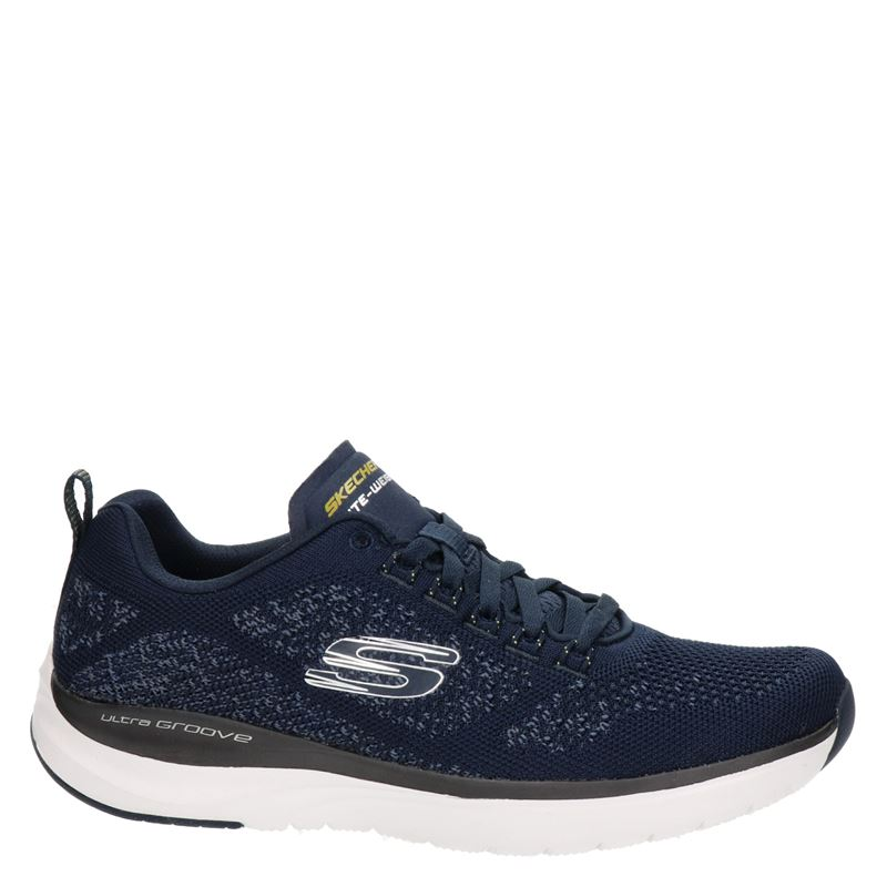 Skechers - Sneakers - Blauw