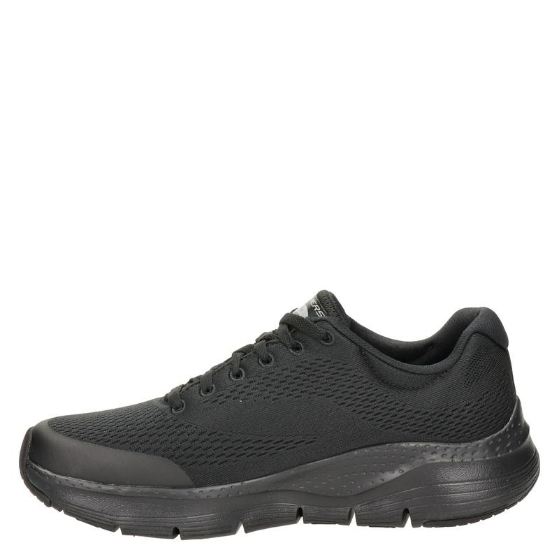 Skechers Arch Fit - Lage sneakers - Zwart