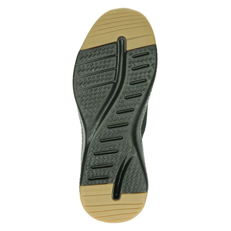 Skechers Solar Fuce - Lage sneakers - Zwart