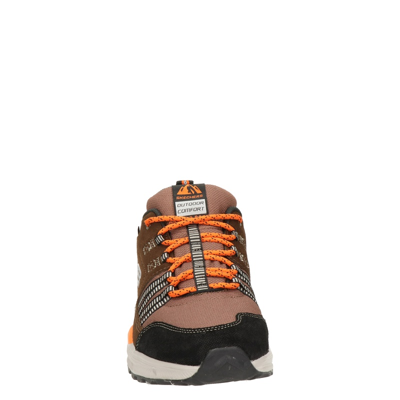 Skechers Relaxed Fit - Lage sneakers - Bruin