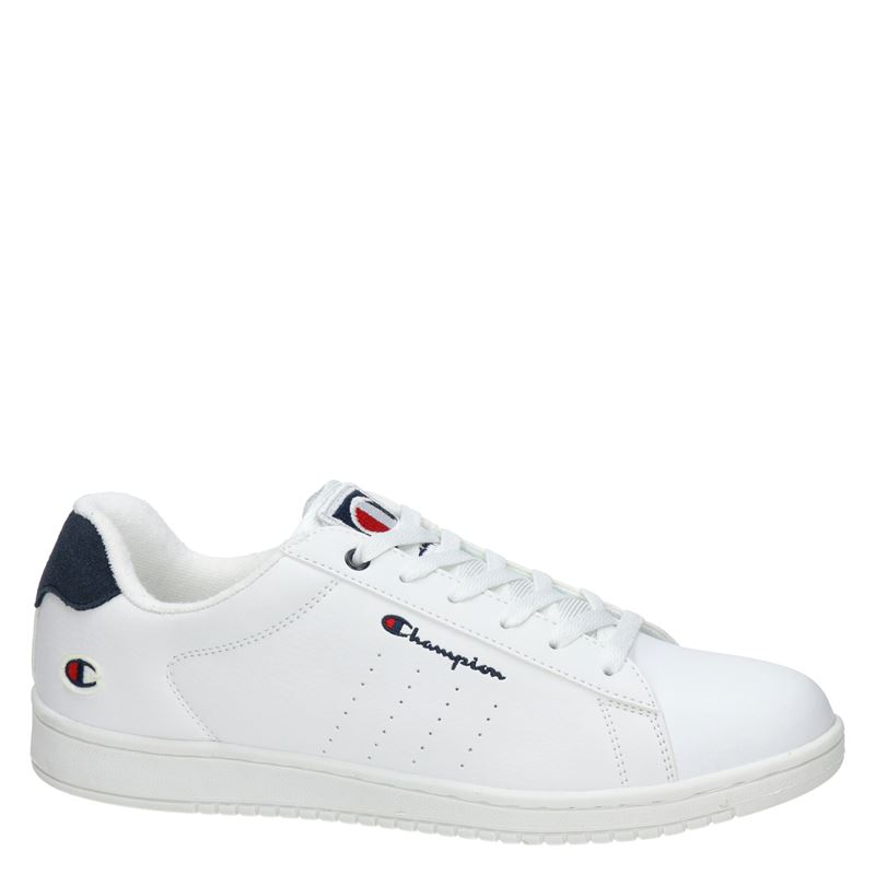 Champion Tennis - Lage sneakers - Wit