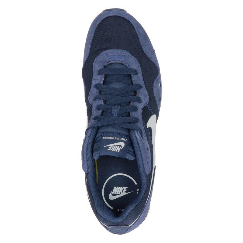 Nike Venture Runner - Lage sneakers - Blauw