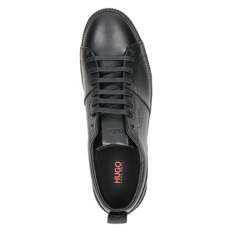 Hugo Boss Zero Tenn - Lage sneakers - Zwart