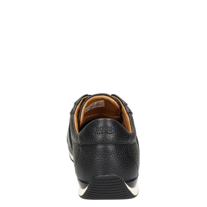 Hugo Boss Saturn Lux 4 - Lage sneakers - Zwart