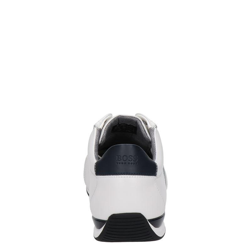 Hugo Boss Saturn Lux 4 - Lage sneakers - Wit