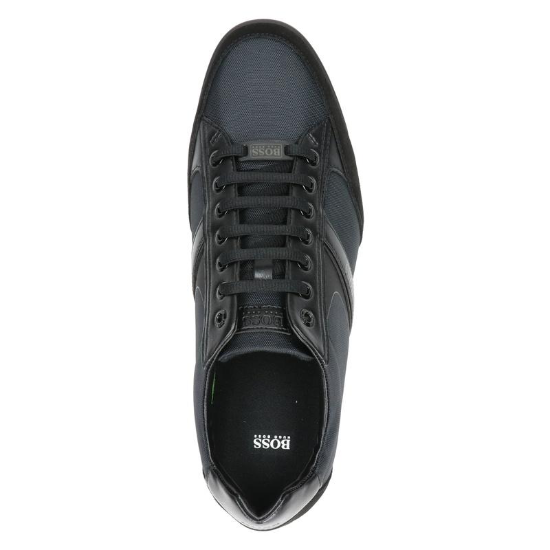 Hugo Boss Saturn MX - Lage sneakers - Zwart