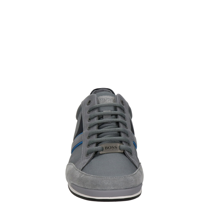 Hugo Boss Saturn MX - Lage sneakers - Grijs
