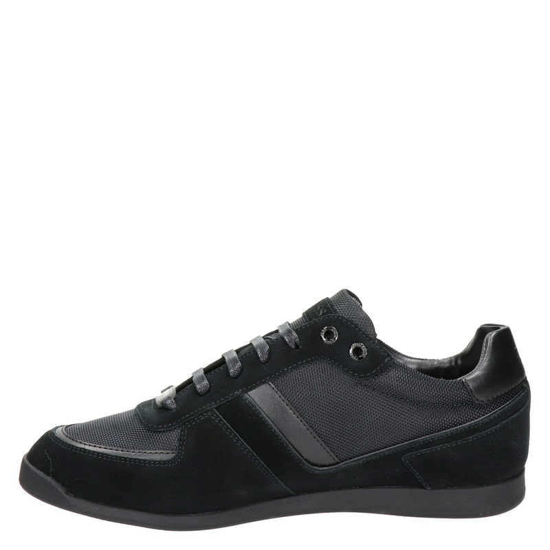 Hugo Boss Glaze Low P MX - Lage sneakers - Zwart
