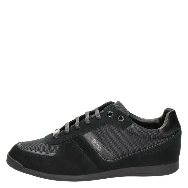 Hugo Boss Glaze Low P MX - Lage sneakers - Zwart