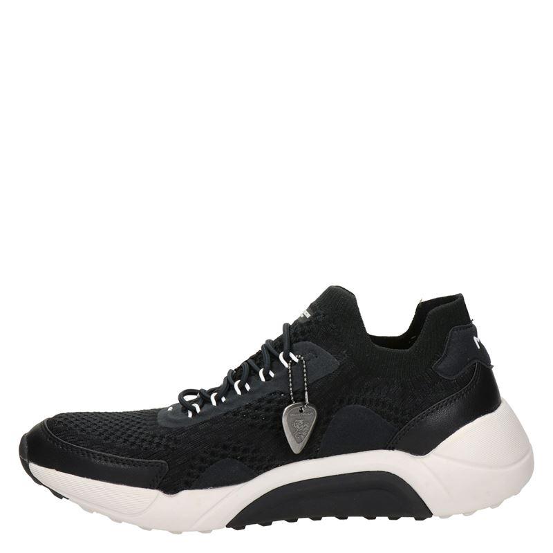 Skechers Enduro Silverton - Lage sneakers - Blauw