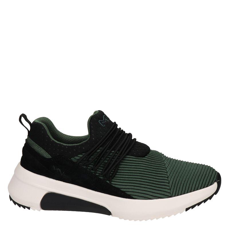 Skechers Modern jogger 2.0 - Lage sneakers - Groen