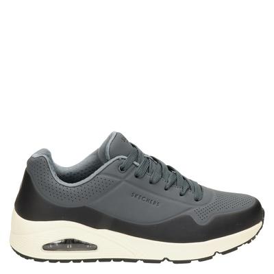 Skechers Street Uno - Lage sneakers - Grijs