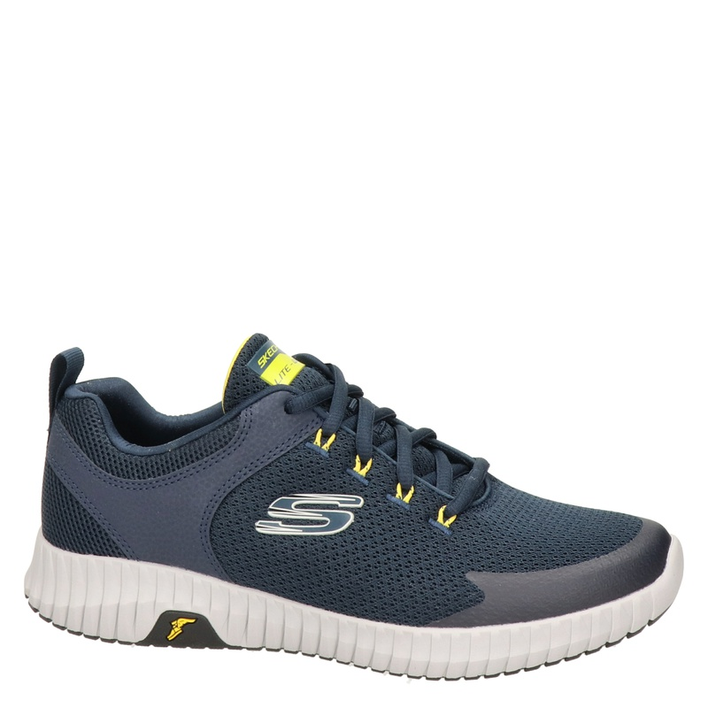 Skechers Elite Flex Prime - Lage sneakers - Blauw