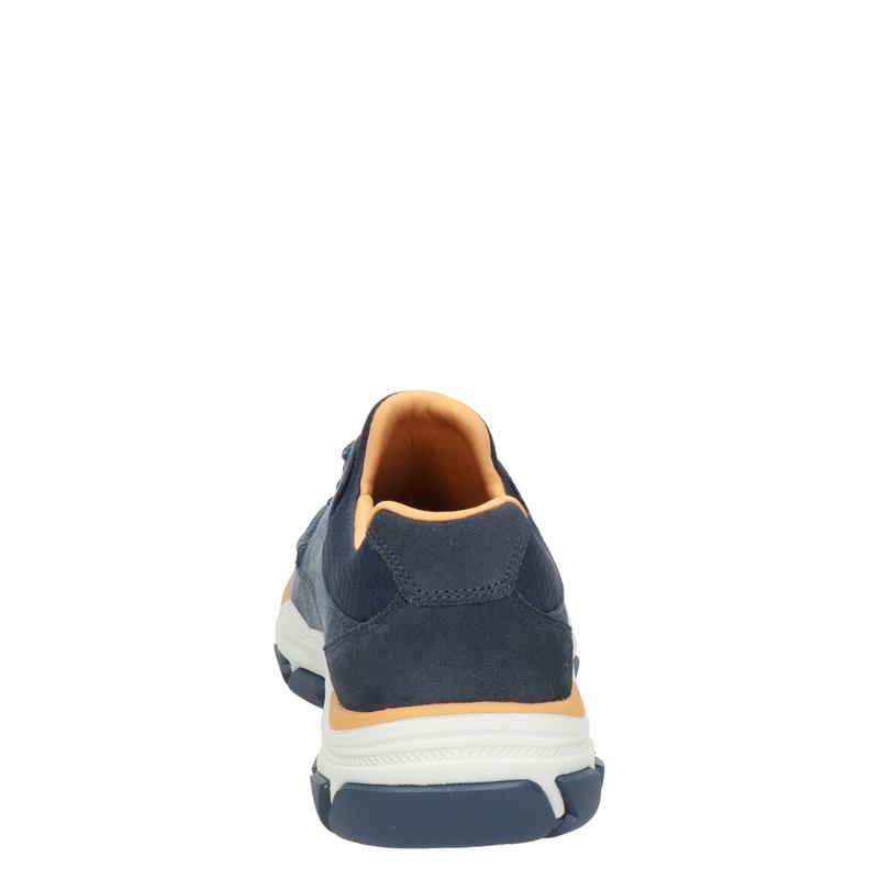 Skechers Relaxed Fit - Veterschoenen - Blauw