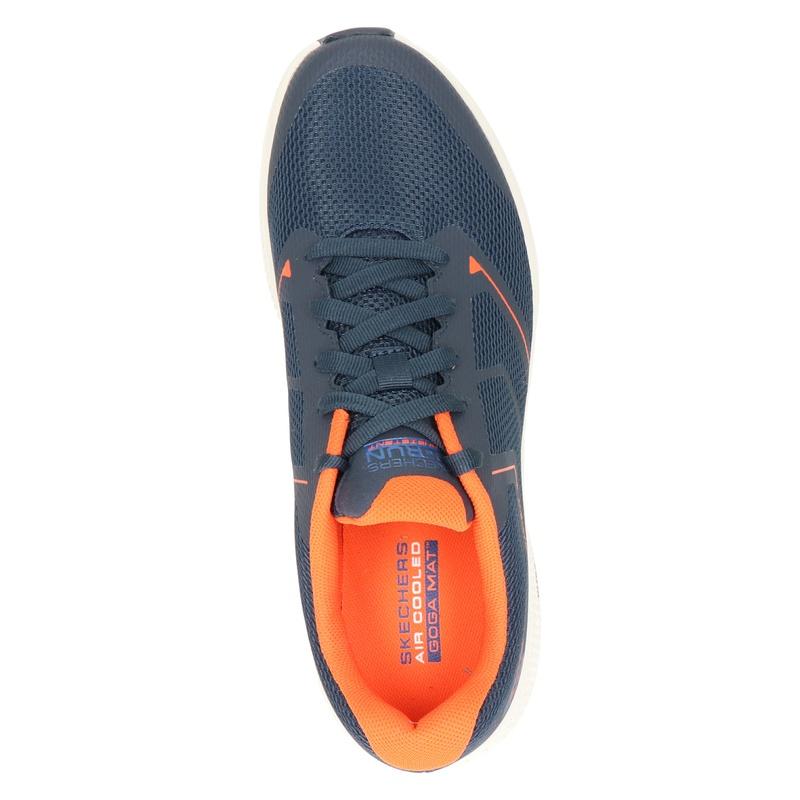 Skechers Go Run - Lage sneakers - Blauw