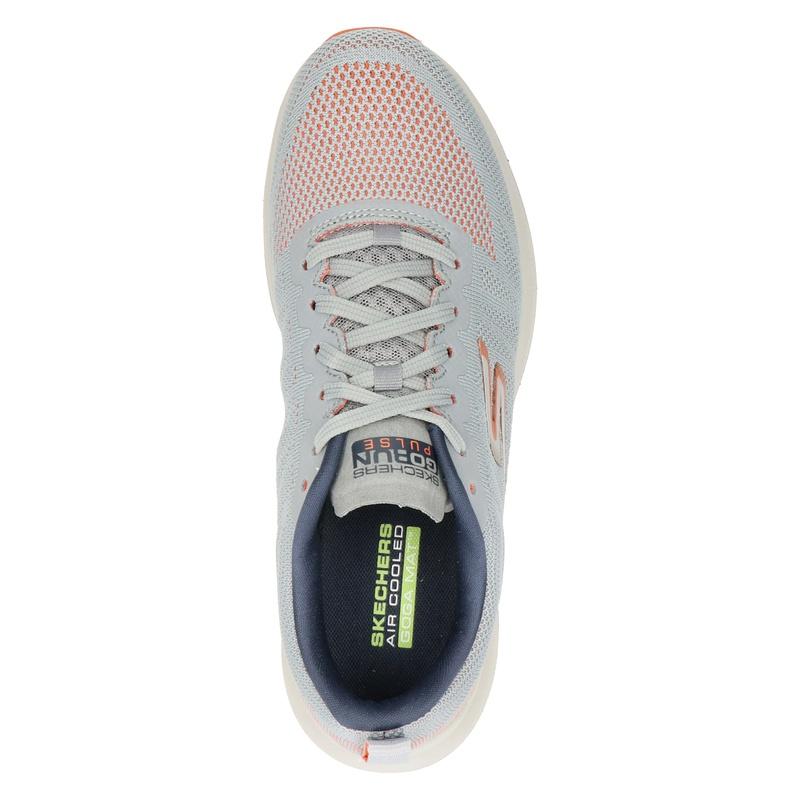 Skechers Go Run Pulse - Lage sneakers - Grijs
