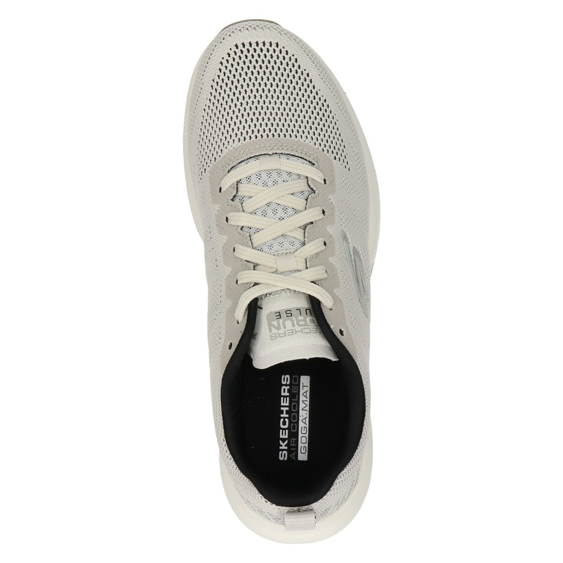 Skechers Go Run Pulse - Lage sneakers - Ecru