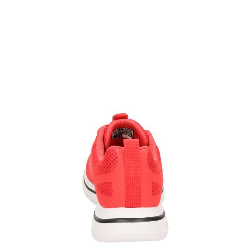 Skechers Go Walk 5 - Lage sneakers - Rood