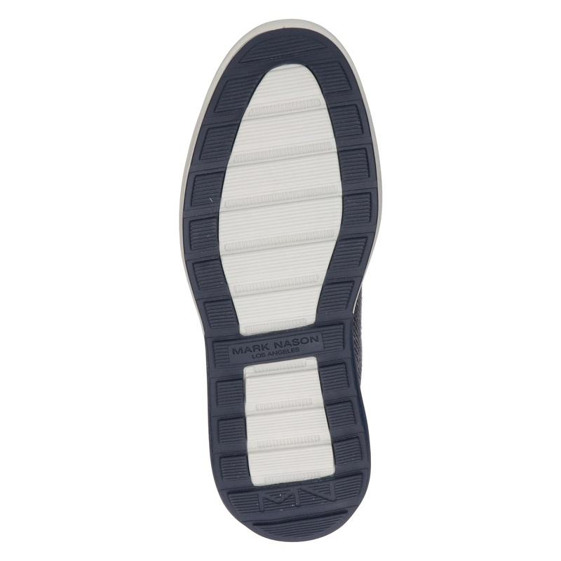 Skechers Mark Nason - Lage sneakers - Blauw